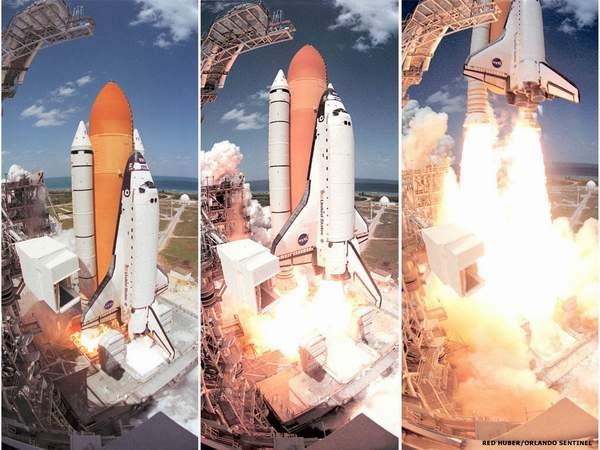 space shuttle velocità - photo #2